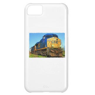 CSXの列車 iPhone5Cケース