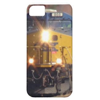 CSXの電話箱 iPhone SE/5/5s ケース