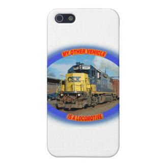 CSX機関車 iPhone 5 ケース