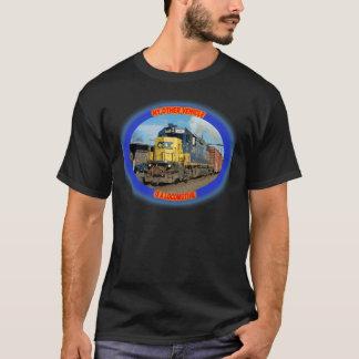 CSX機関車 Tシャツ