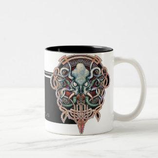 Ctheltic Cthulhuのマグ ツートーンマグカップ