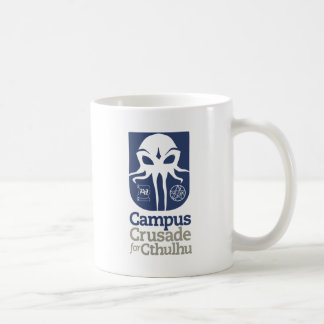 Cthulhuのためのキャンパスの改革運動 コーヒーマグカップ
