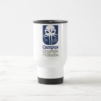Cthulhuのためのキャンパスの改革運動 トラベルマグ