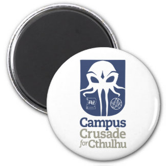 Cthulhuのためのキャンパスの改革運動 マグネット