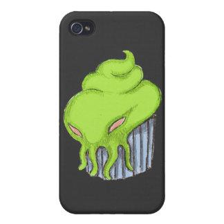 Cthulhuのカップケーキ iPhone 4/4Sケース
