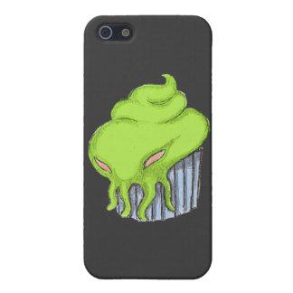 Cthulhuのカップケーキ iPhone SE/5/5sケース