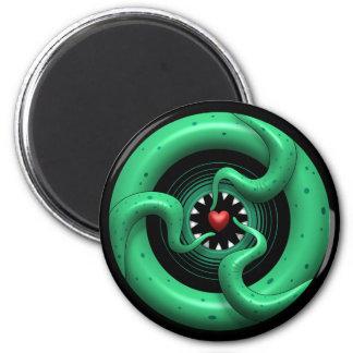 Cthulhuのハートの磁石 マグネット