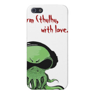 Cthulhuの呼出し iPhone 5 Case