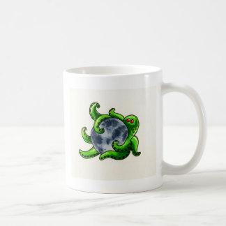 Cthulhuの月 コーヒーマグカップ