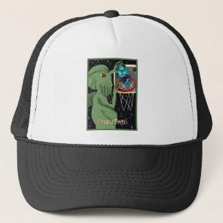 Cthulhuの棒の帽子 キャップ