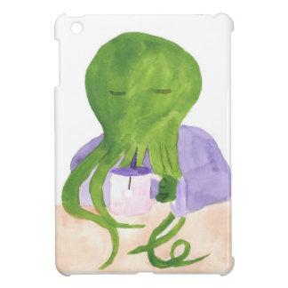 Cthulhuはお茶を食べます iPad Miniケース