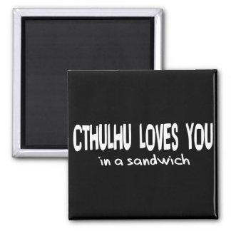 Cthulhuは愛します マグネット