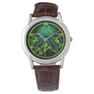 Cthulhu 腕時計