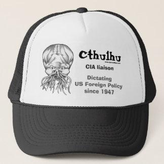Cthulhu: CIAの連絡 キャップ