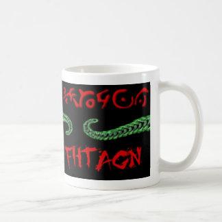 Cthulhu Fhtagnのマグ コーヒーマグカップ