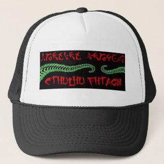Cthulhu Fhtagnの帽子 キャップ