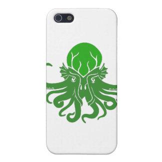 Cthulhu Fhtagn iPhone SE/5/5sケース