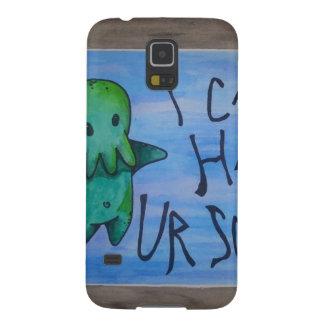 Cthulhu Galaxy S5 ケース