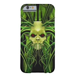 Cthulhu/Krakenの悪夢の電話箱 Barely There iPhone 6 ケース