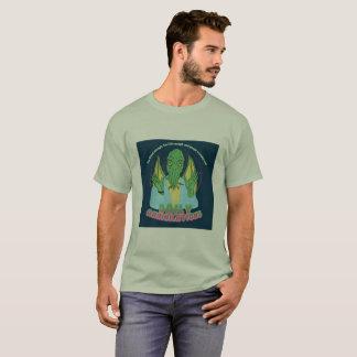 Cthuluのかわいいワイシャツ Tシャツ