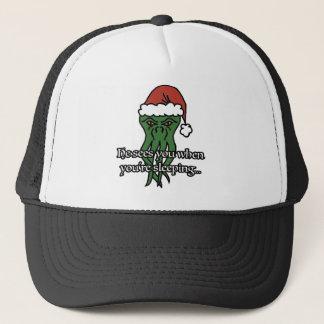 Cthuluのクリスマス キャップ