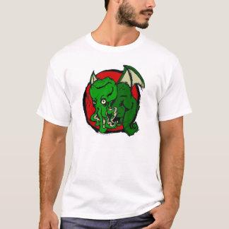 Cthuluの価値ティー Tシャツ
