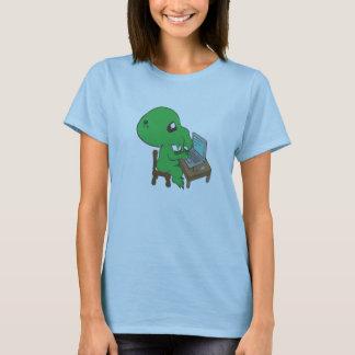 Cthuluの個人的な広告のワイシャツ Tシャツ