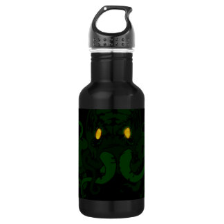 Cthuluの芸術の暗闇 ウォーターボトル