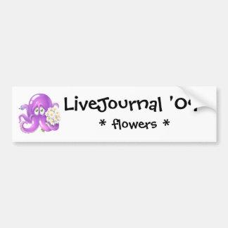 cthulupus、LiveJournal 「09 バンパーステッカー
