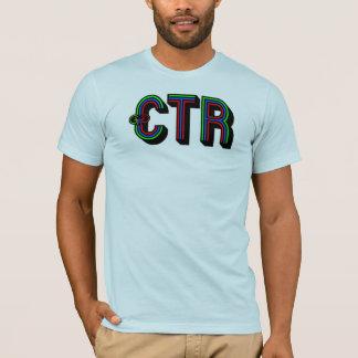 CTRのおもしろいのスタイル- C Tシャツ