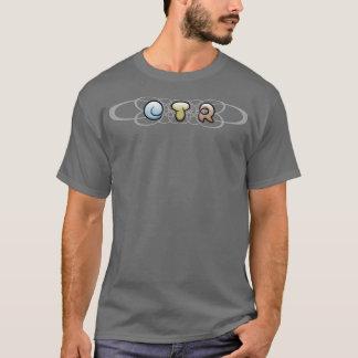 CTRのおもしろいのスタイル- CC03 Tシャツ