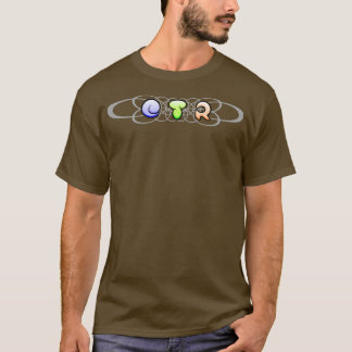 CTRのおもしろいのスタイル- CC04 Tシャツ