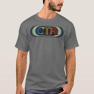 CTRのエレガントなスタイル- A Tシャツ