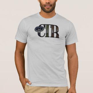 CTRのエレガントなスタイル- B CC02 Tシャツ