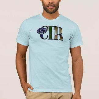 CTRのエレガントなスタイル- B CC05 Tシャツ