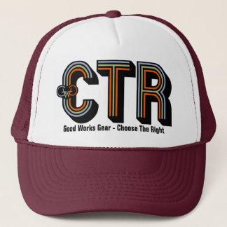 CTRのトラック運転手の帽子FUNS-C CC03 キャップ