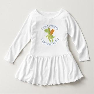 Ctrの幼児のひだの服を学ぶ小さいドラゴン ドレス