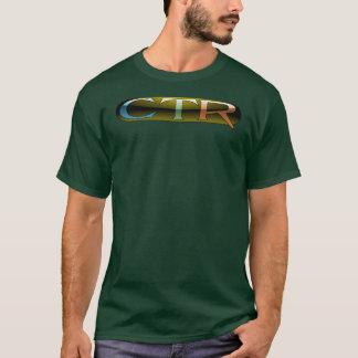 CTRの競争のスタイル- C Tシャツ