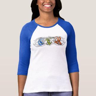 CTRの華麗さのスタイル- D1 Tシャツ