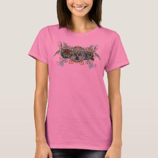 CTRの華麗さのスタイル- F CC03 Tシャツ