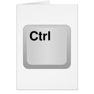Ctrlコンピュータ鍵 カード