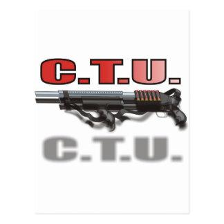 CTU ポストカード