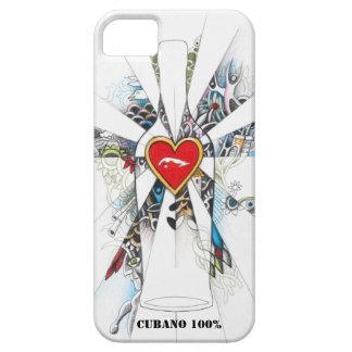 CUBANO 100%年 iPhone SE/5/5s ケース