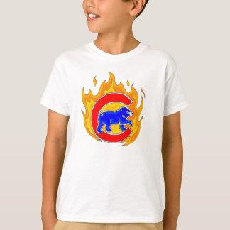 Cubbie -勝者04.27.09燃え立つこと tシャツ