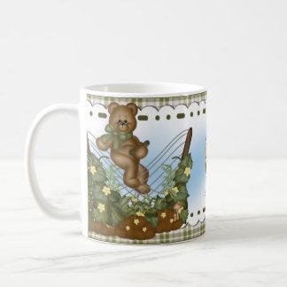 CuddleCreek® PicklePatchのカフェのマグ コーヒーマグカップ