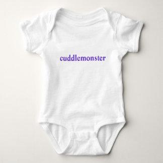 cuddlemonsterの服装 ベビーボディスーツ