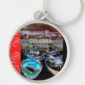 Culebra IIプエルトリコKeychain キーホルダー