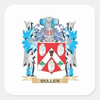 Cullenの紋章付き外衣-家紋 スクエアシール