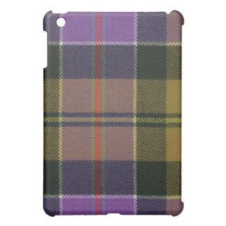 Cullodenの古代タータンチェックのiPadの場合 iPad Miniカバー