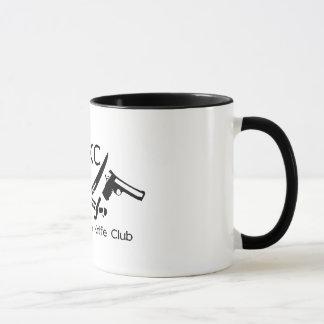 Culver公式の銃及びナイフクラブマグ マグカップ